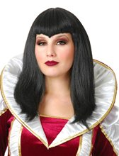 Picture of Black Vamp Wig
