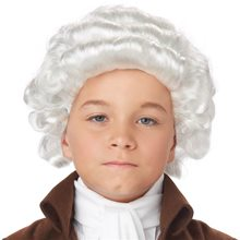 Picture of Colonial Man Child Wig