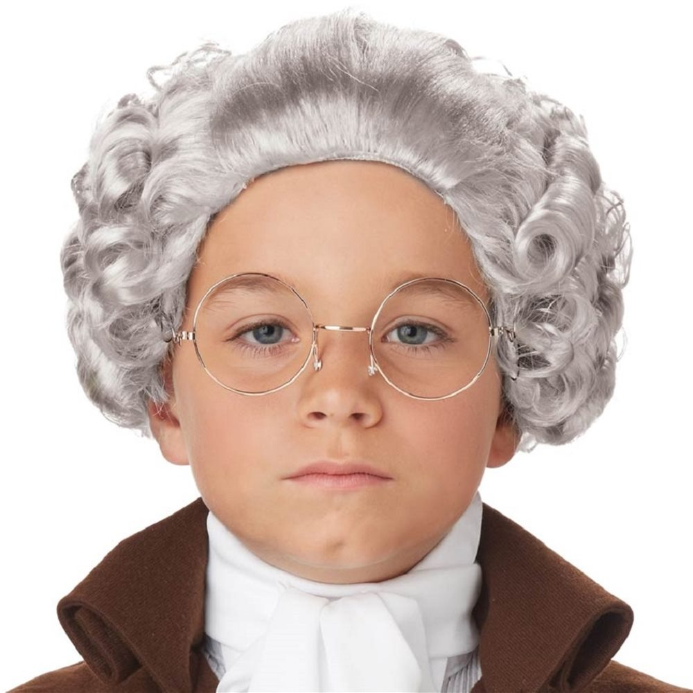 Picture of 18th Century Peruke Child Wig