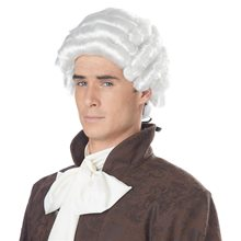 Picture of Colonial Man Adult Wig