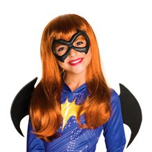 Picture of DC Super Heroes Batgirl Child Wig