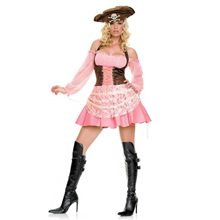 Picture of Pirate Captain's Wench Adult Womens Costume