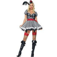 Picture of Treasure Chest Pirate Adult Womens Costume