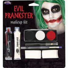 Picture of Evil Prankster Makeup Kit