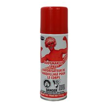 Picture of Red Body Spray Paint 4oz