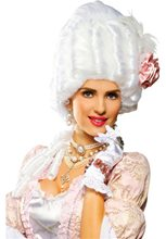Picture of White Marie Antoinette Wig