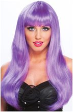 Picture of Purple Fantasy Diva Wig