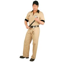 Picture of Department of Corrections Officer Adult Mens Costume