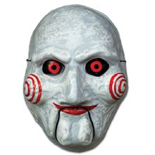 Picture of Saw Billy the Puppet Vacuform Mask