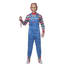 Picture of Seed of Chucky Classic Adult Mens Costume (Coming Soon)