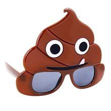 Picture of Poop Emoji Sunglasses