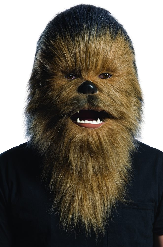 Picture of Star Wars Chewbacca Moving Mouth Mask