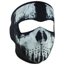 Picture of Skull Ghost Full Face Neoprene Mask