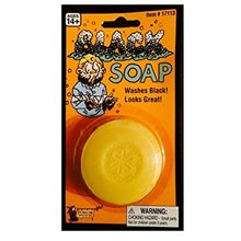 Picture of Black Soap Gag