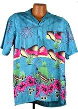 Picture of Hawaiian Adult Mens Shirt