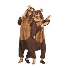 Picture of Bailey the Bear Adult Unisex Funsie