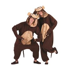 Picture of Morgan the Monkey Adult Unisex Funsie