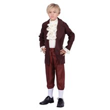 Picture of Colonial Thomas Jefferson Child Costume
