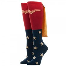 Picture of Wonder Woman Movie Caped Knee High Socks