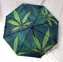 Picture of Pot Leaf Umbrella