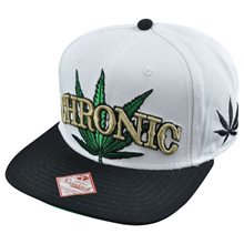 Picture of Chronic Leaf Snapback Cap