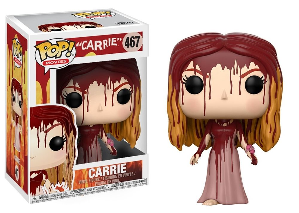 Picture of Carrie Movie Pop Figure