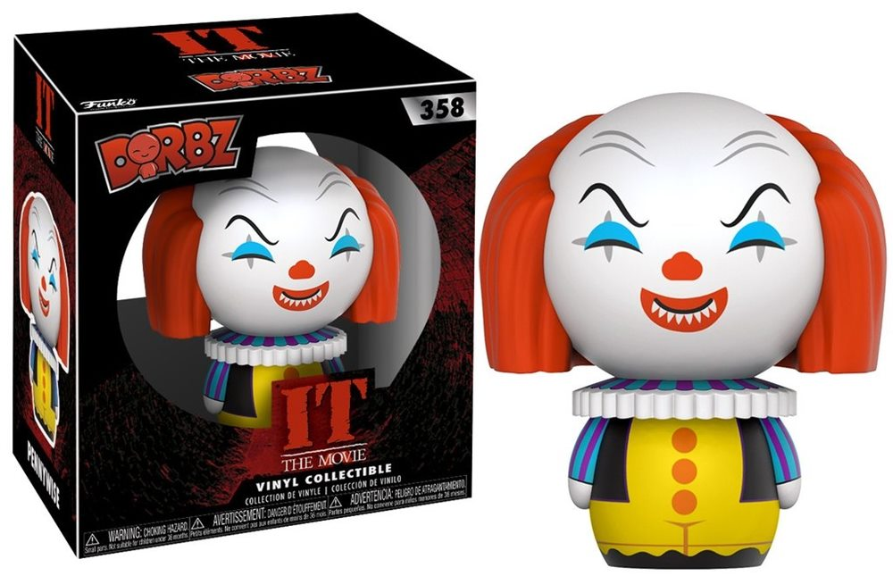 Picture of Pennywise the Clown Dorbz Figure