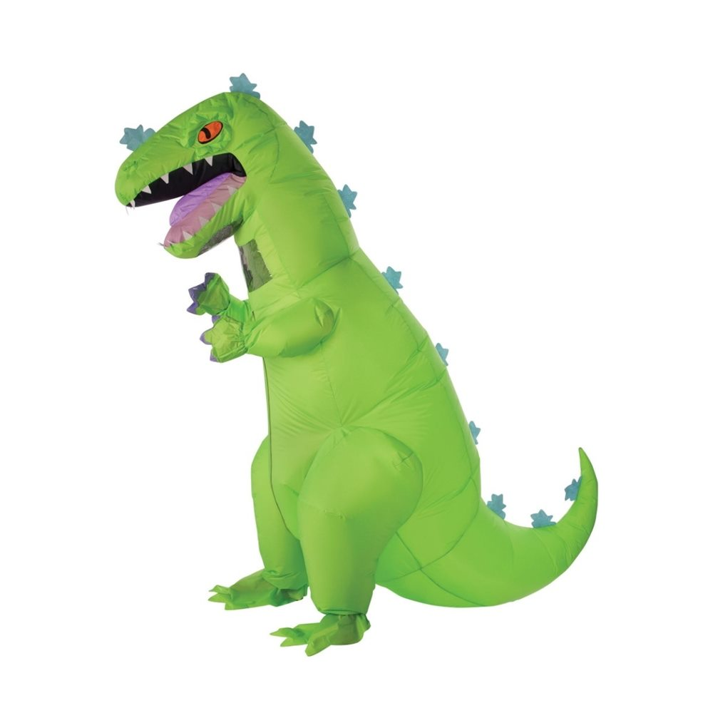 Picture of Rugrats Inflatable Reptar Adult Unisex Costume