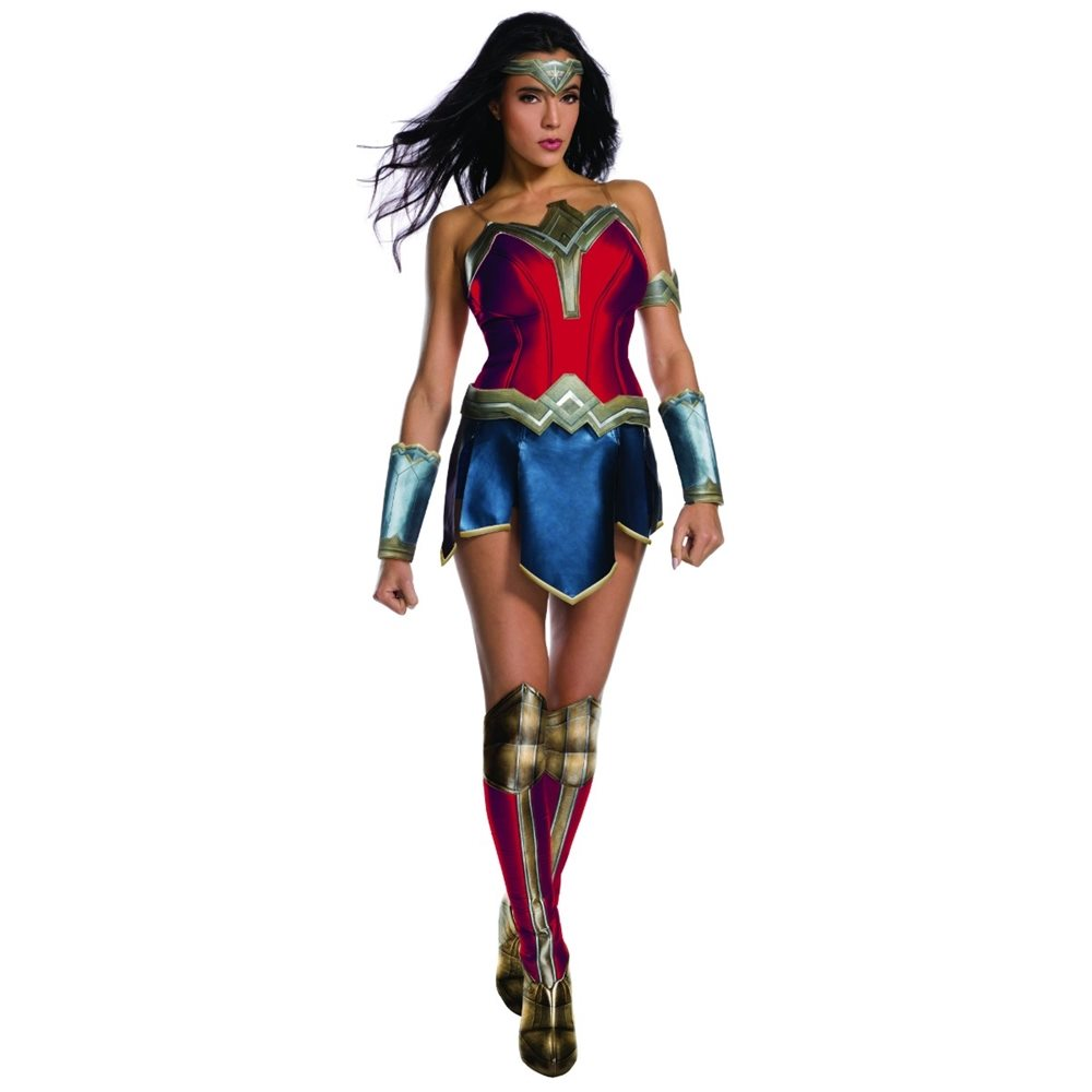 Picture of Justice League Wonder Woman Adult Womens Costume