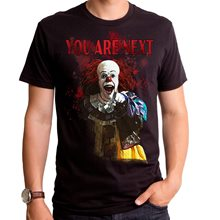 Picture of It the Movie You Are Next Adult T-Shirt