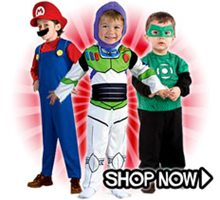 Picture for category Infant & Toddler Costume Sale