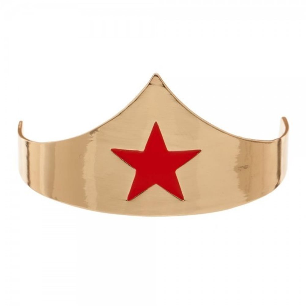 Picture of Wonder Woman Cosplay Crown Comb