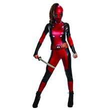 Picture of Lady Deadpool Child Costume