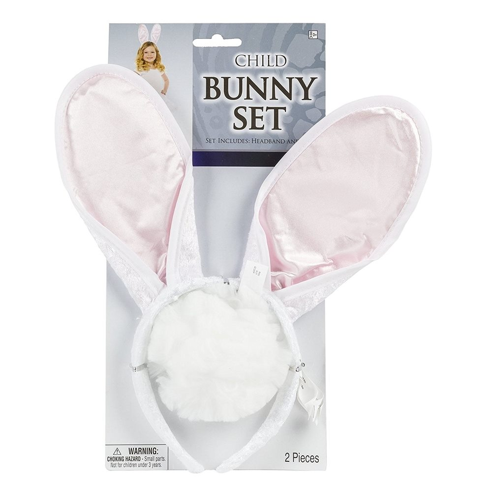 Picture of Bunny Child Accessory Set