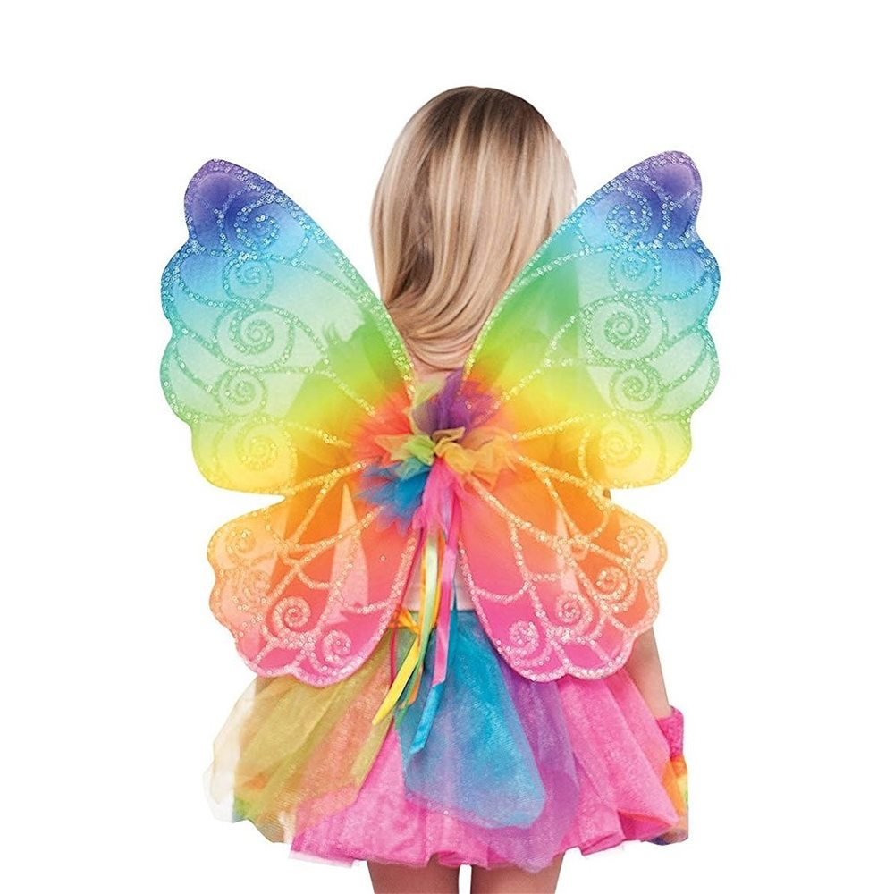 Picture of Rainbow Fairy Child Wings