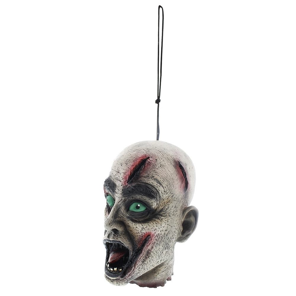 Picture of Severed Screaming Zombie Head Prop