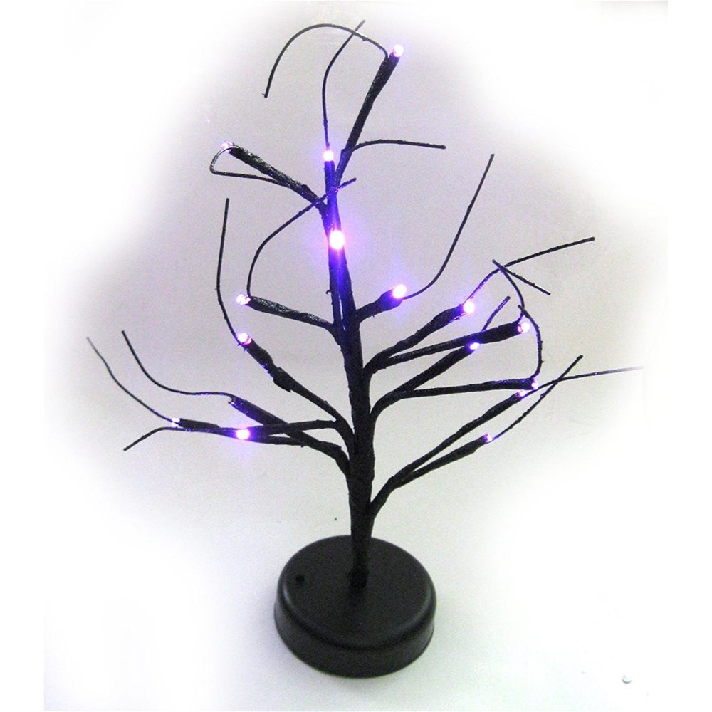 Picture of Light-Up Spooky Tabletop Tree