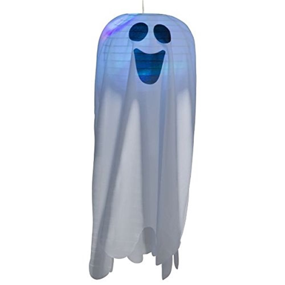 Picture of Light-Up Hanging Ghost Decoration