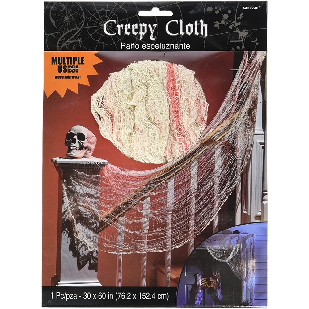 Picture of Bloody Halloween Creepy Cloth