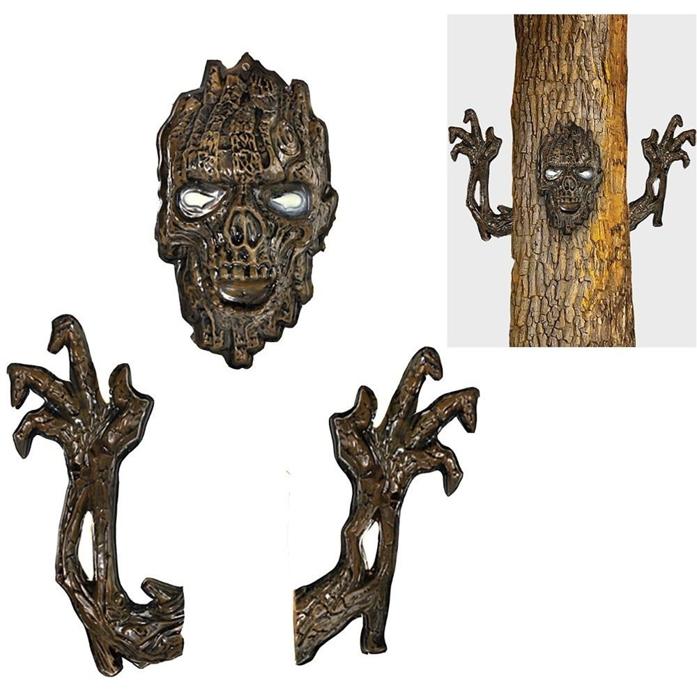 Picture of Haunted Tree Decorating Kit