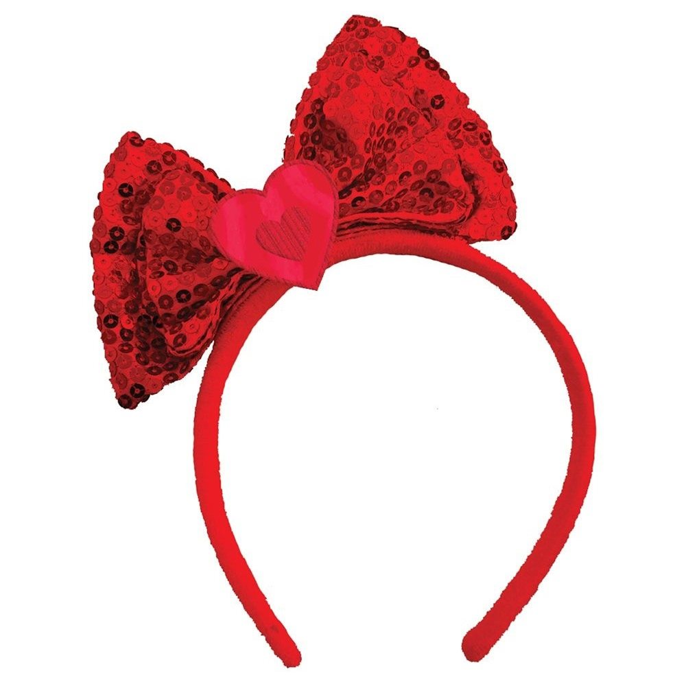 Picture of Valentine's Day Bow Headband