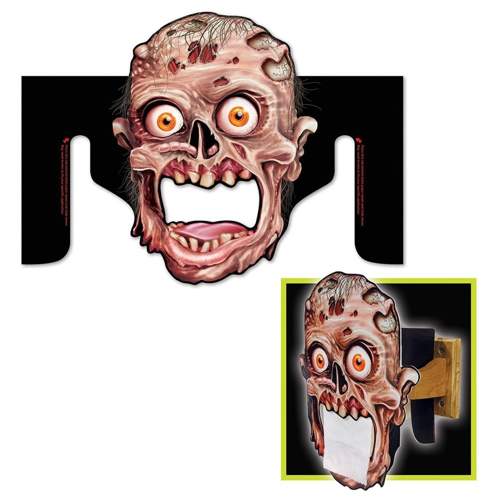 Picture of Zombie Toilet Paper Dispenser