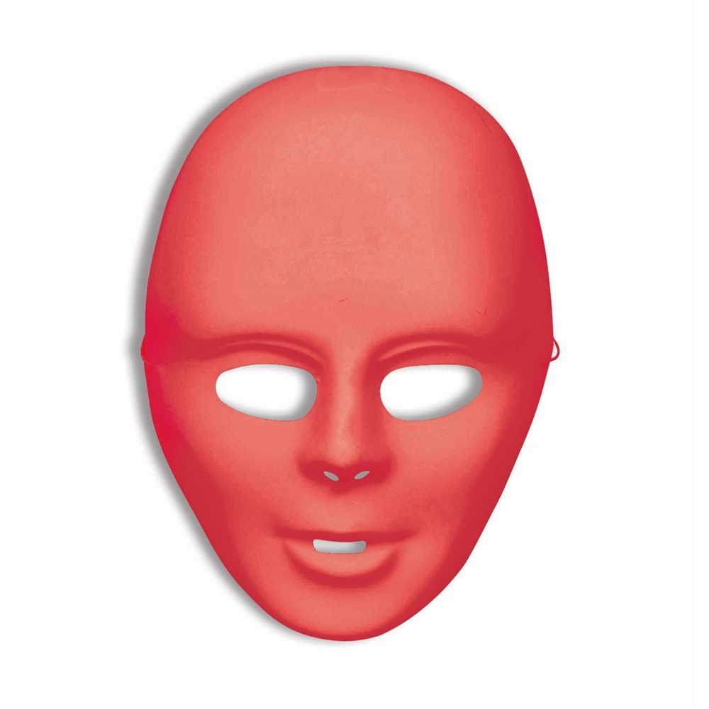 Picture of Red Face Mask