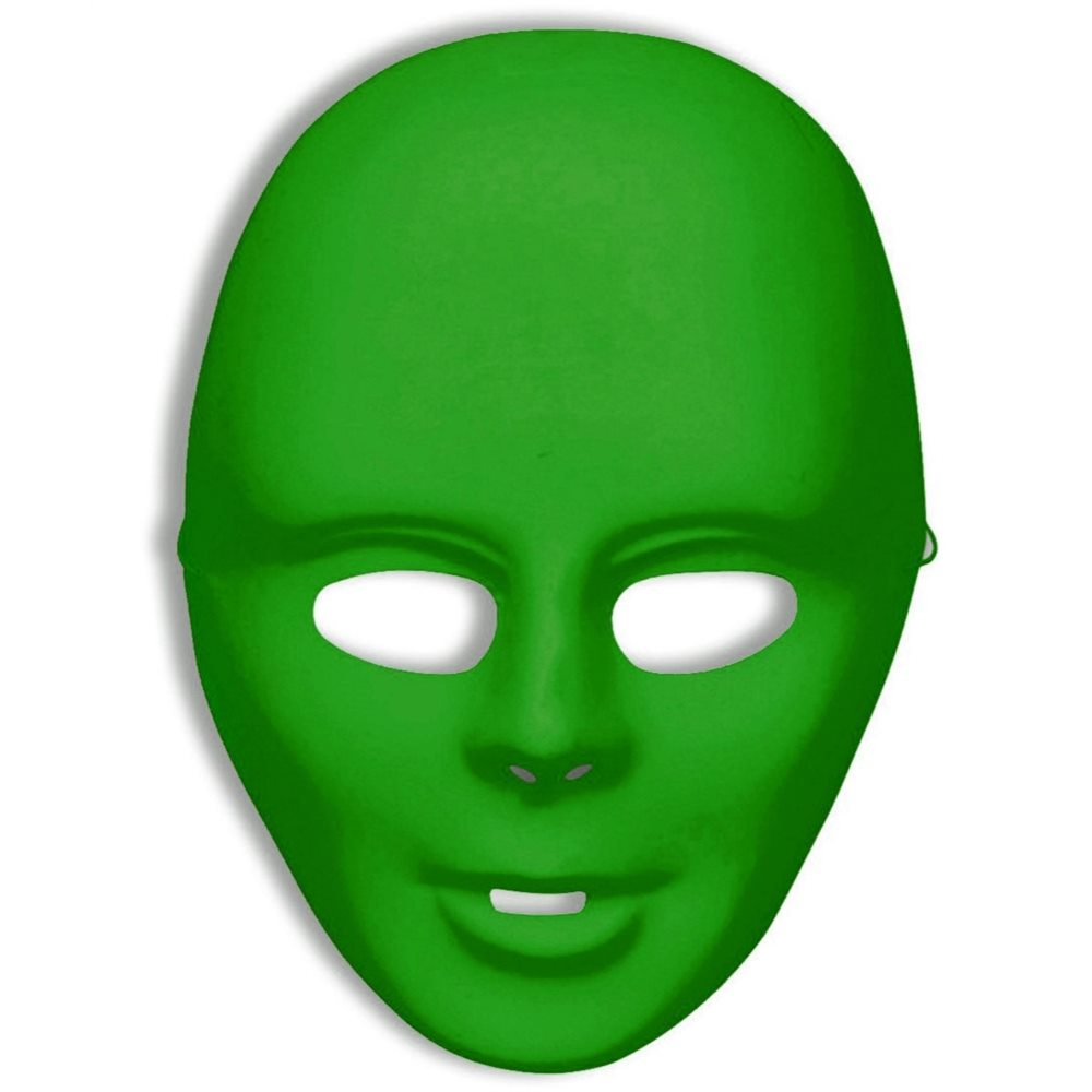 Picture of Green Face Mask