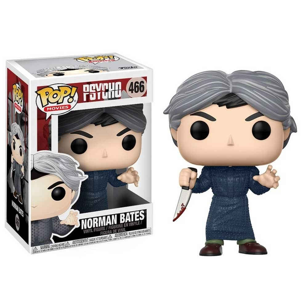 Picture of Psycho Movie Norman Bates Pop Figure