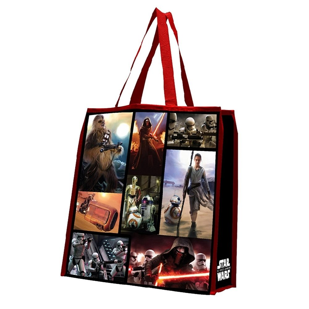 Picture of Star Wars The Force Awakens Recycled Tote