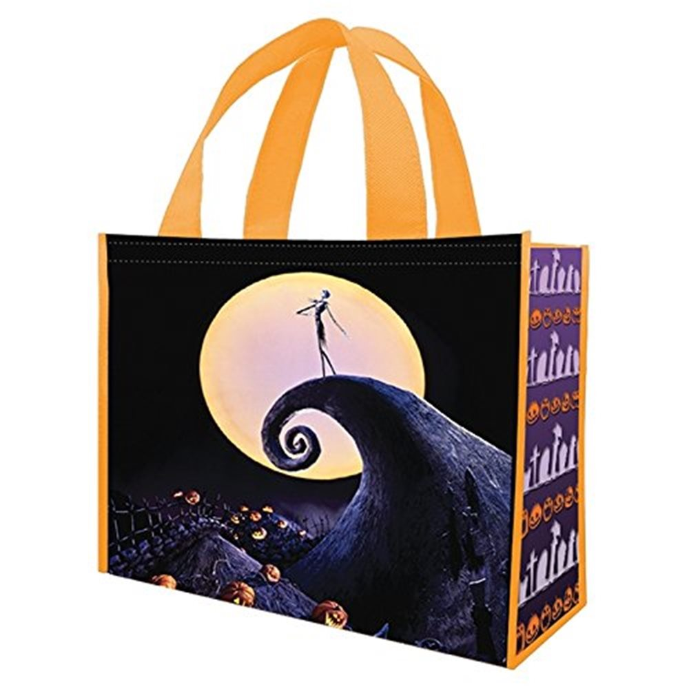 Picture of Nightmare Before Christmas Large Recycled Tote