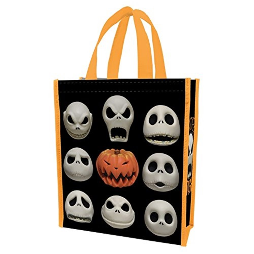 Picture of Nightmare Before Christmas Small Recycled Tote