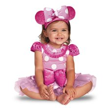 Picture of Minnie Mouse Prestige Infant Costume