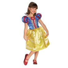 Picture of Snow White Sparkle Classic Child Costume